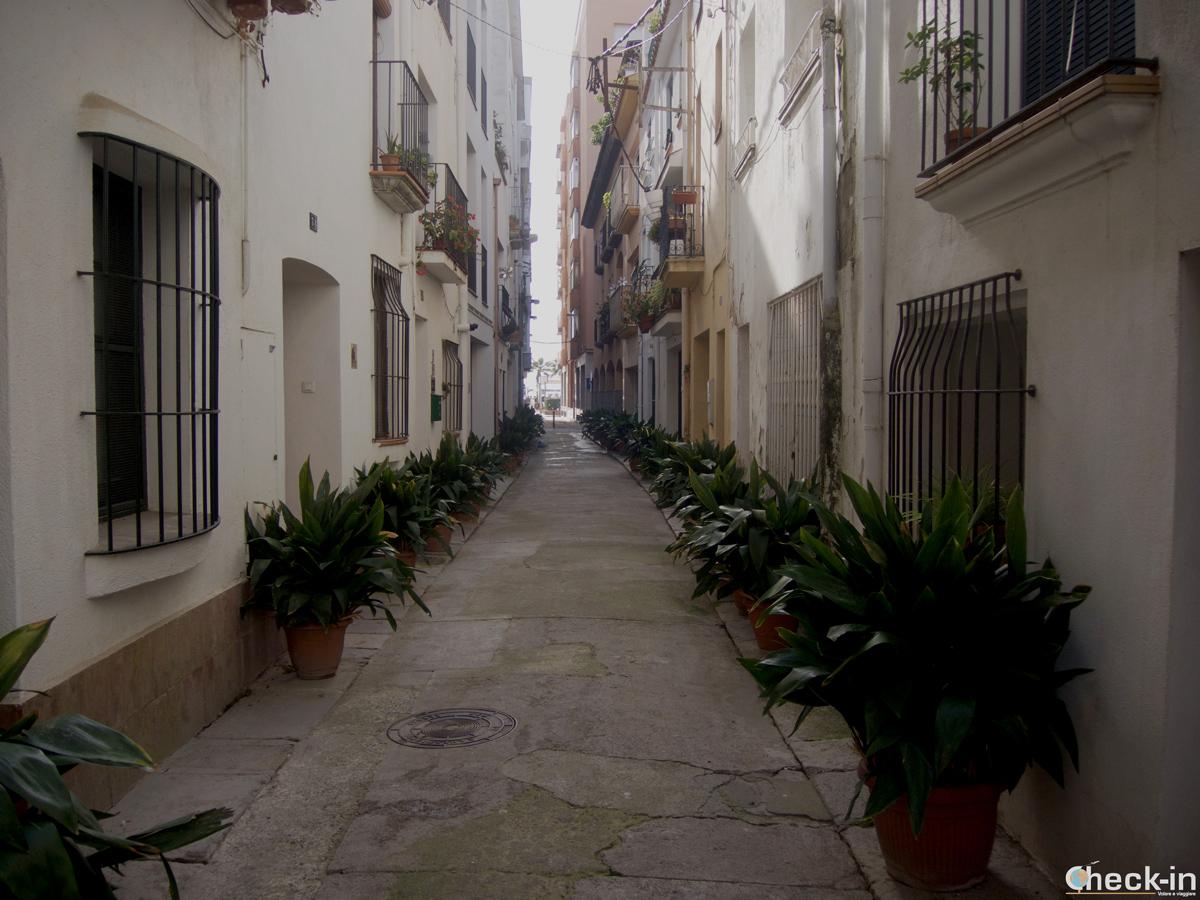 Blanes, Costa Brava, Spagna