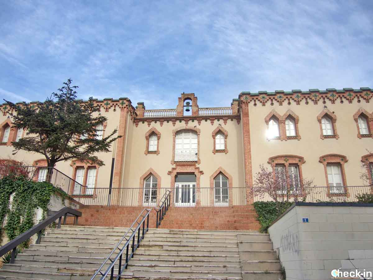L'Hospital Sant Jaume di Blanes in Costa Brava
