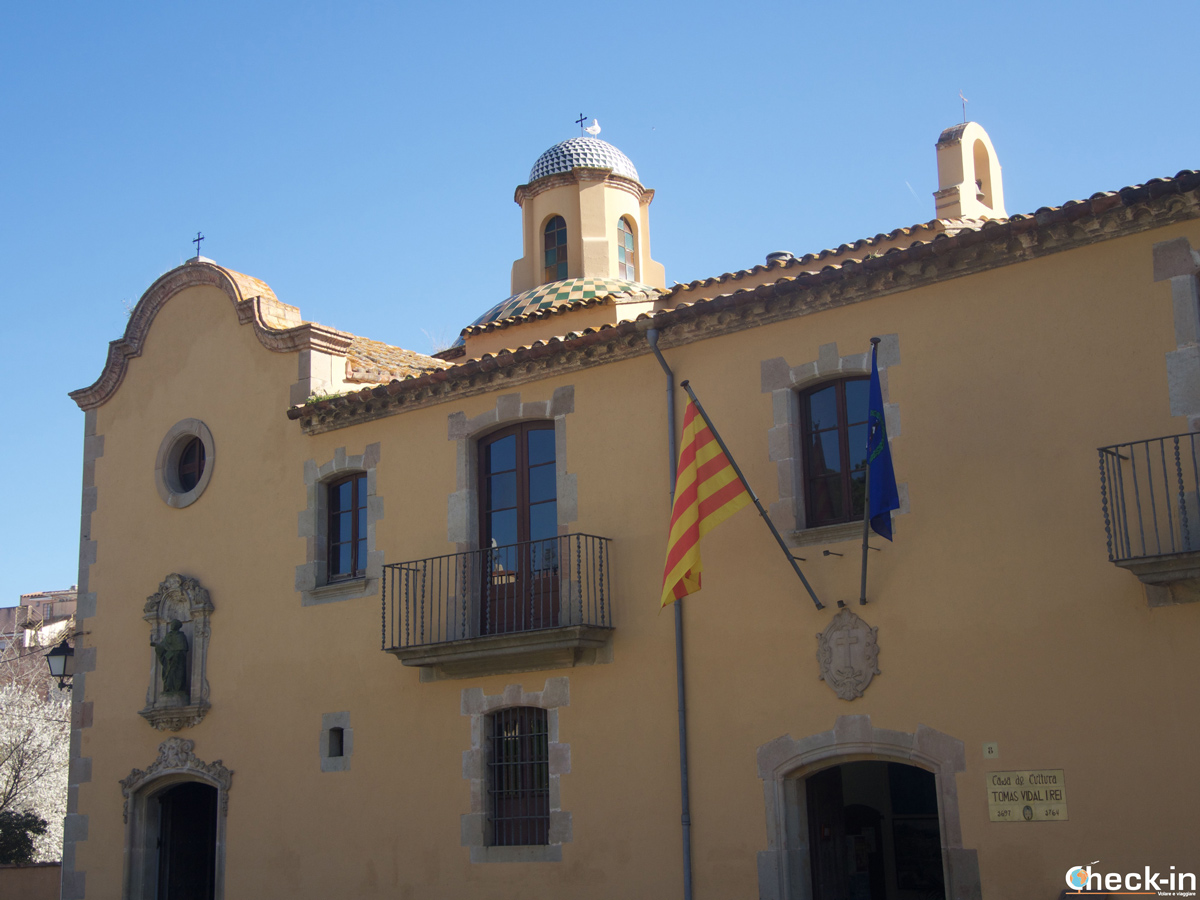 La Casa de Cultura di Tossa de Mar, Spagna