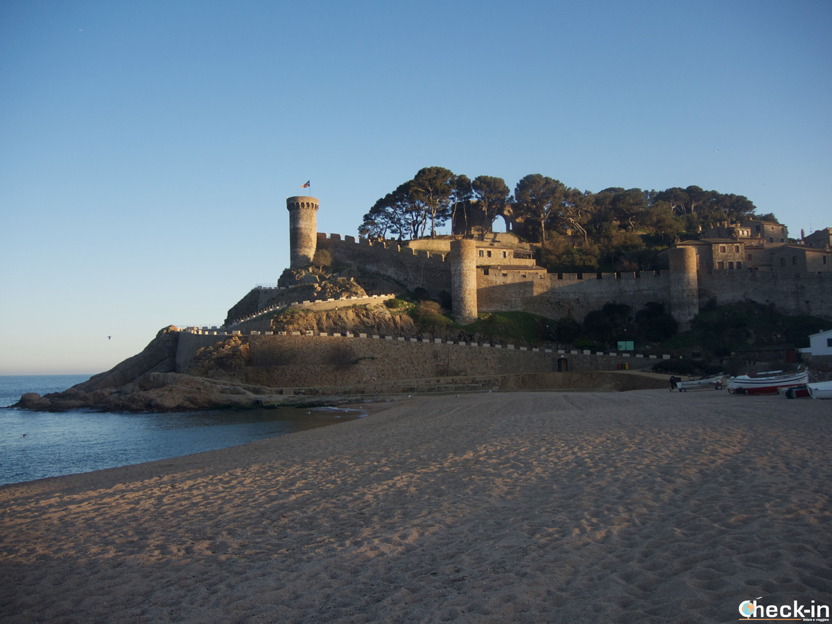 Cosa vedere a Tossa de Mar, Spagna