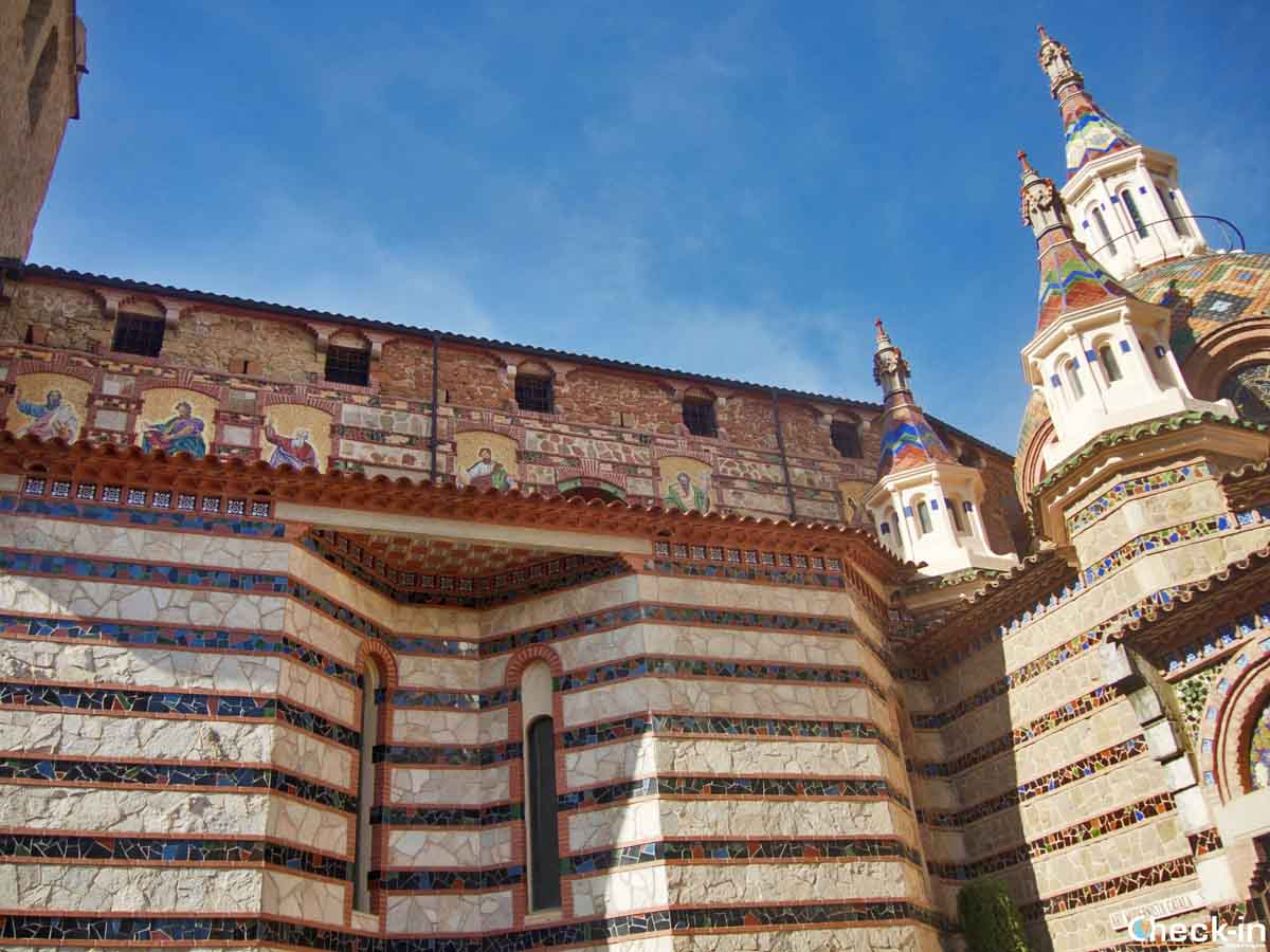 Iglesia de Sant Romà di Lloret de Mar, Spagna