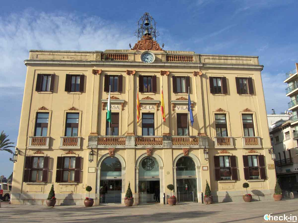 Il Municipio modernista di Lloret de Mar