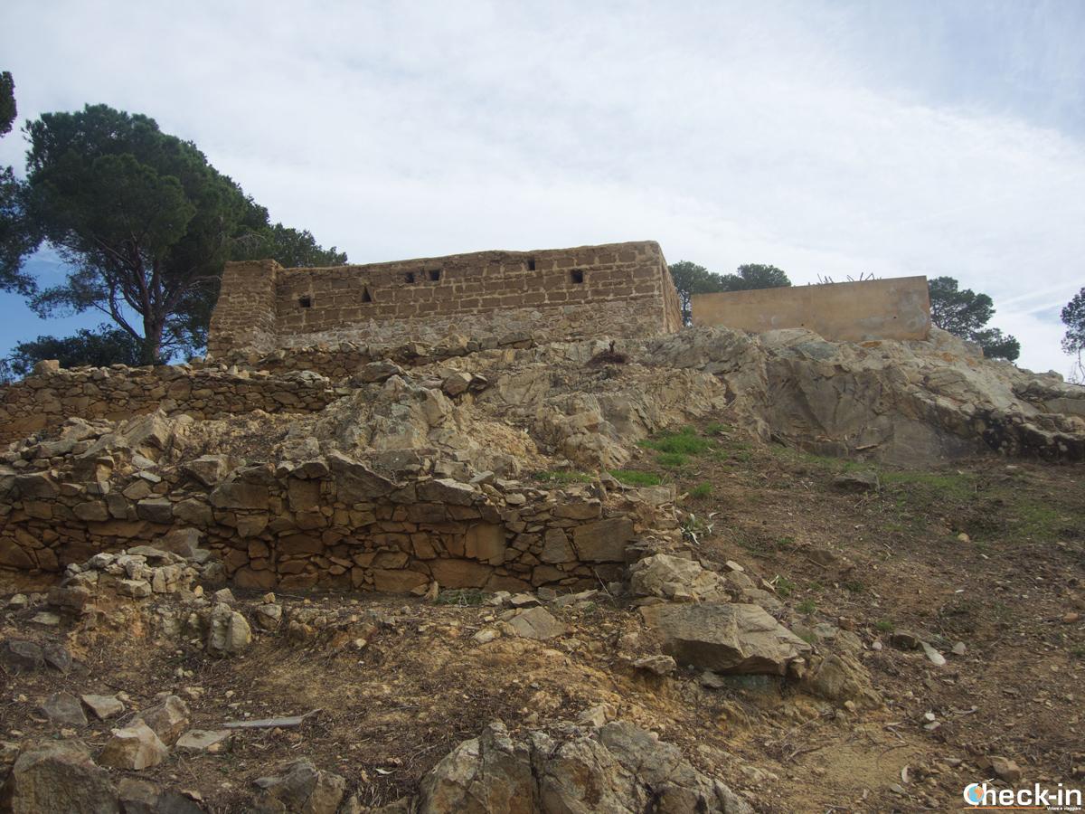 L'insediamento ibero Turó Rodó di Lloret de Mar, Costa Brava
