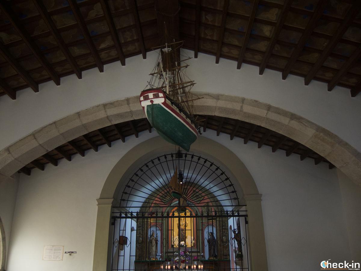 L'Ermita de Nostra Senyora de la Esperança di Blanes, Costa Brava