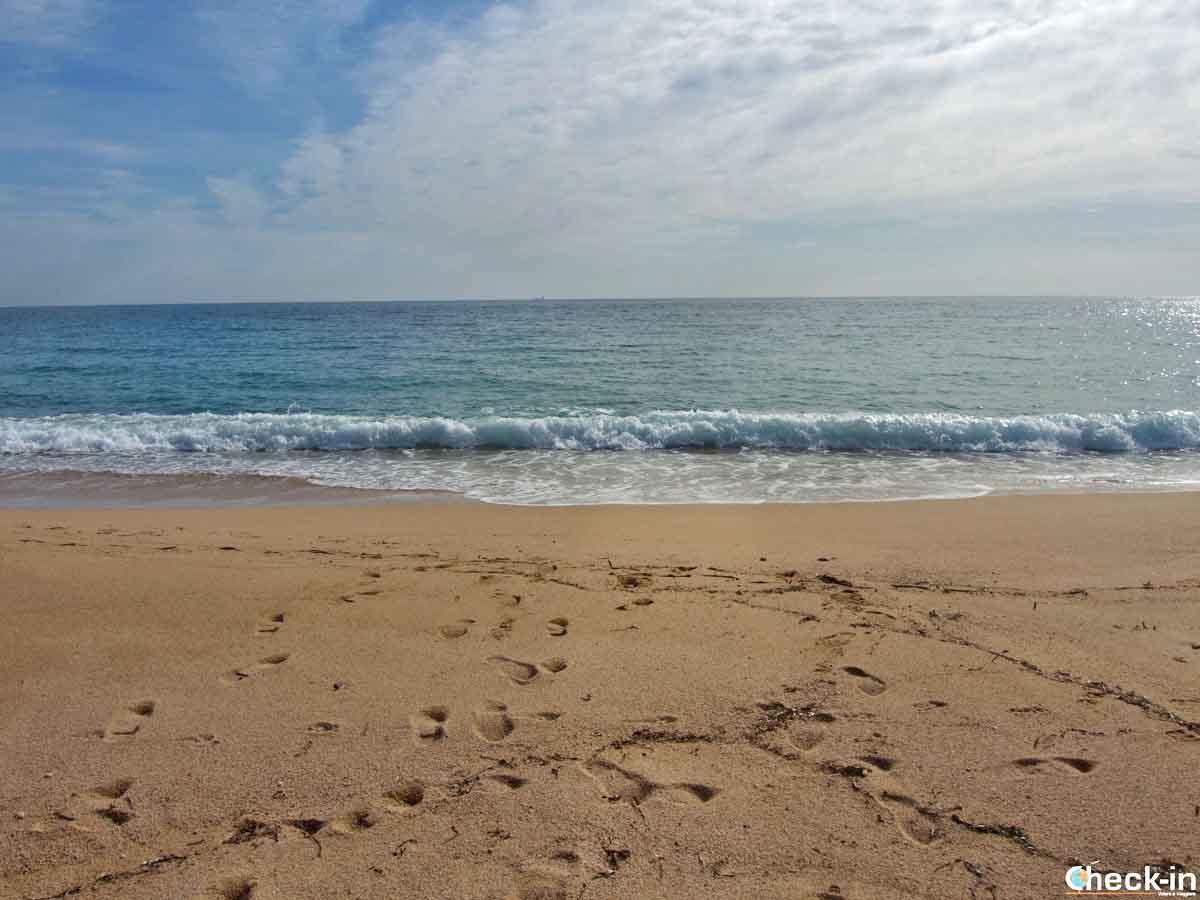 Spiaggia di Canyelles - Lloret de Mar, Catalogna