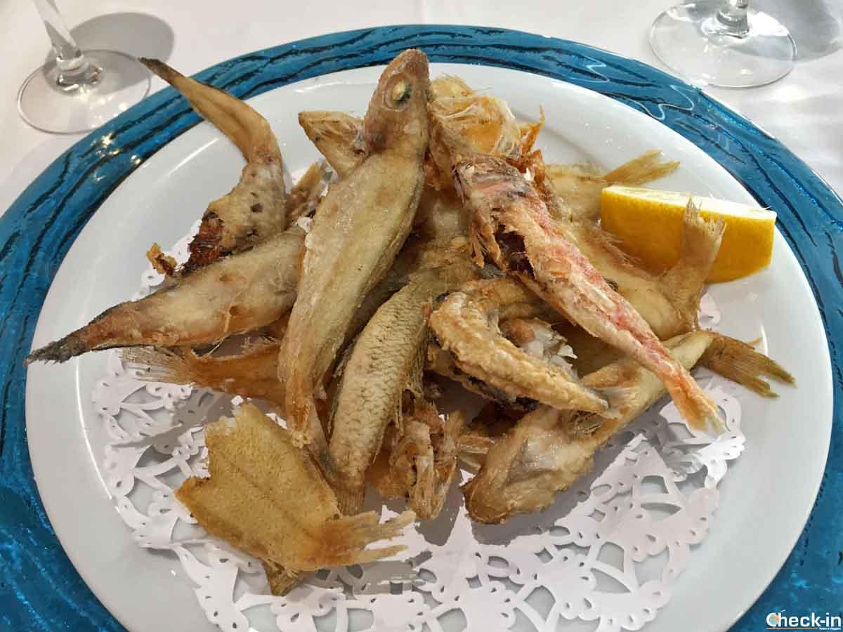 """Dove mangiare pesce fresco a Lloret de Mar - Restaurante """"Cala Canyelles"""""""