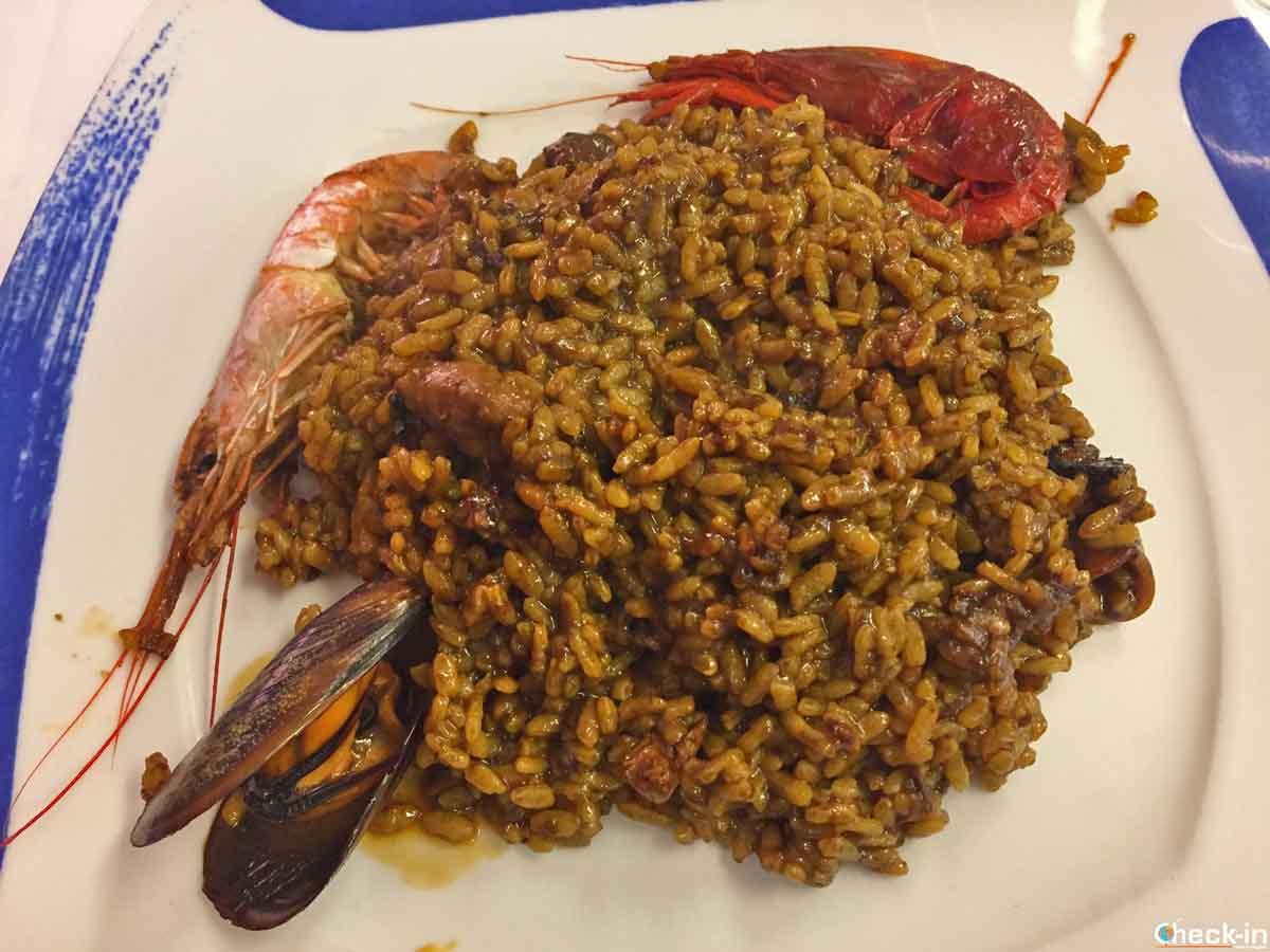 Dove mangiare bene e tipico in centro a Lloret de Mar