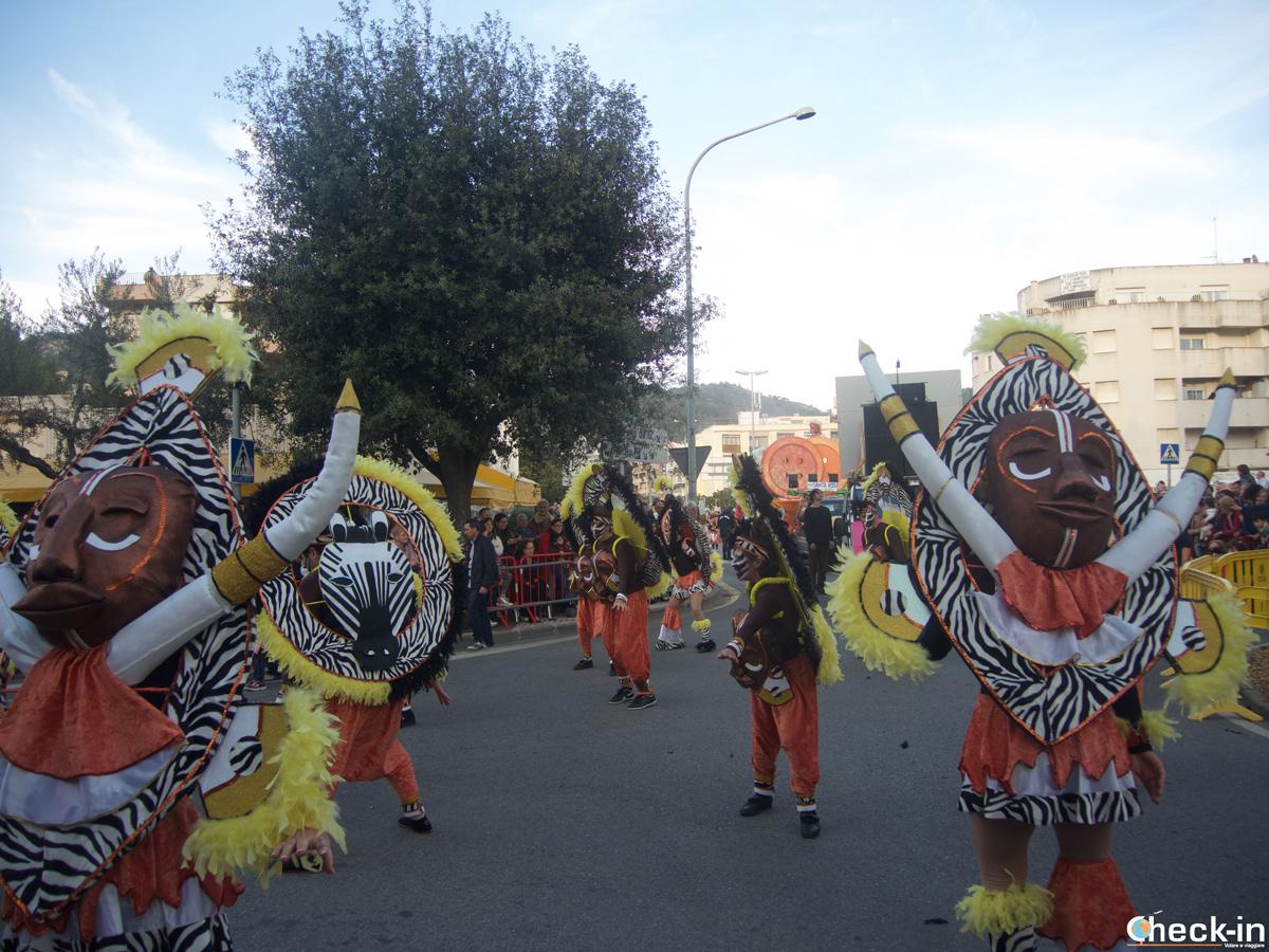 Il Carnevale di Tossa de Mar