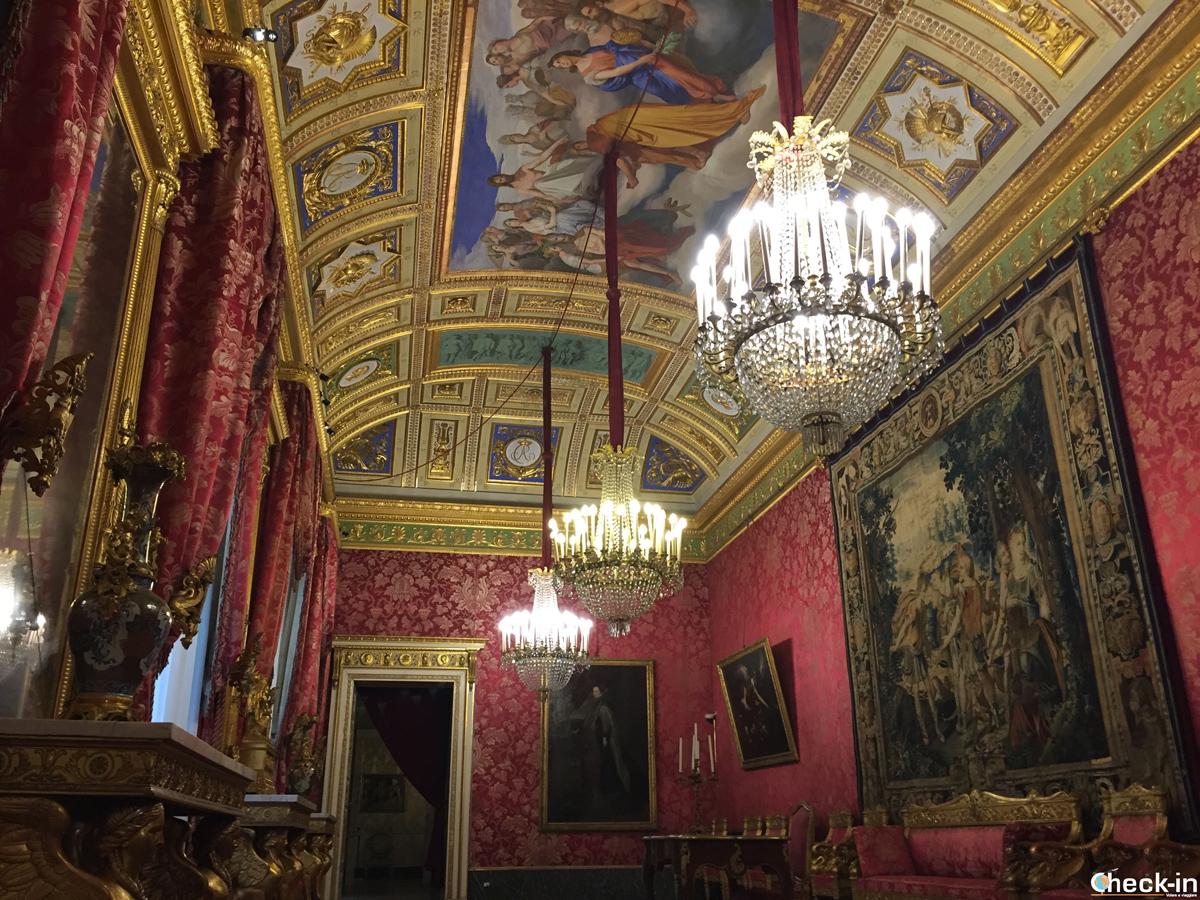 Visita del Museo di Palazzo Reale a Genova