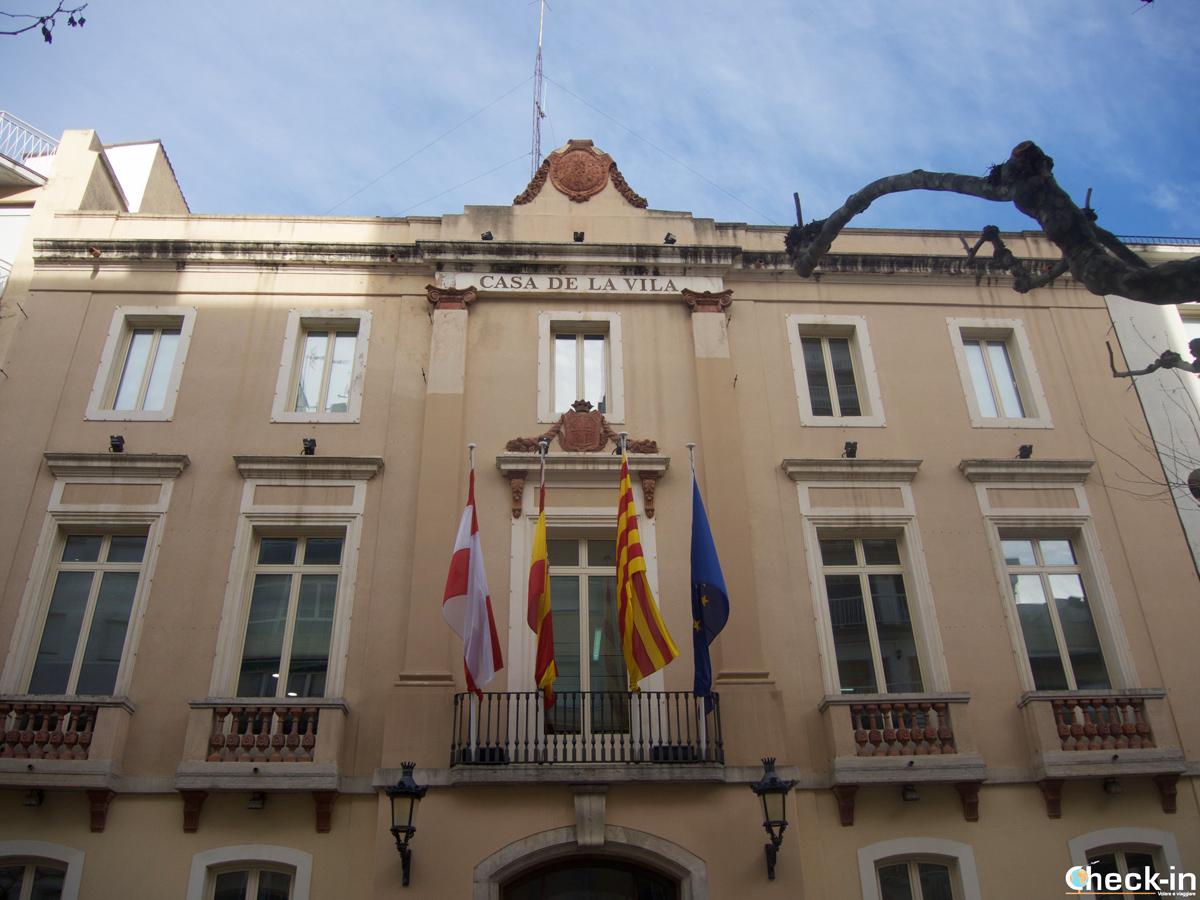 Ayuntamiento de Blanes, España