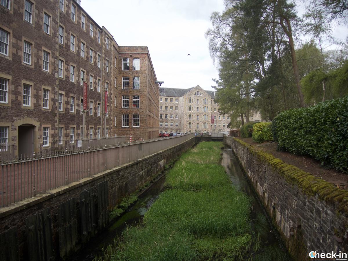 Alla scoperta di New Lanark in Scozia