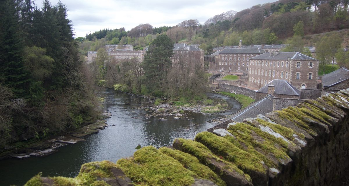 New Lanark, what to visit in the 18th century industrial village and today Unesco World Heritage Site