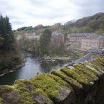 New Lanark, visita della città industriale scozzese dell'800 ed oggi Patrimonio Unesco dell'Umanità