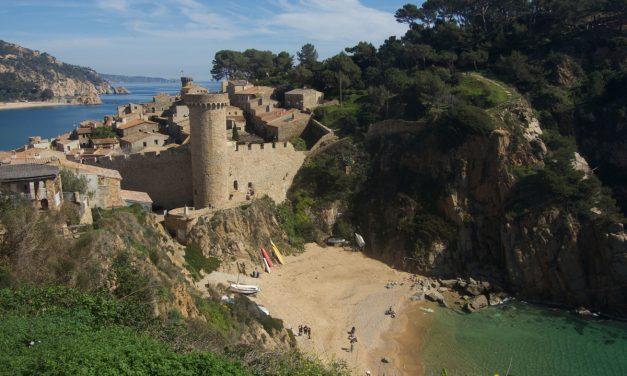 Tossa de Mar, que ver en 2 días. Historia, gastronomía, caminos de ronda y playas que no hay que perder