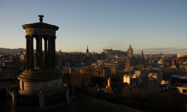 Edinburgh, the places to visit in 3 days including a day trip across Scotland