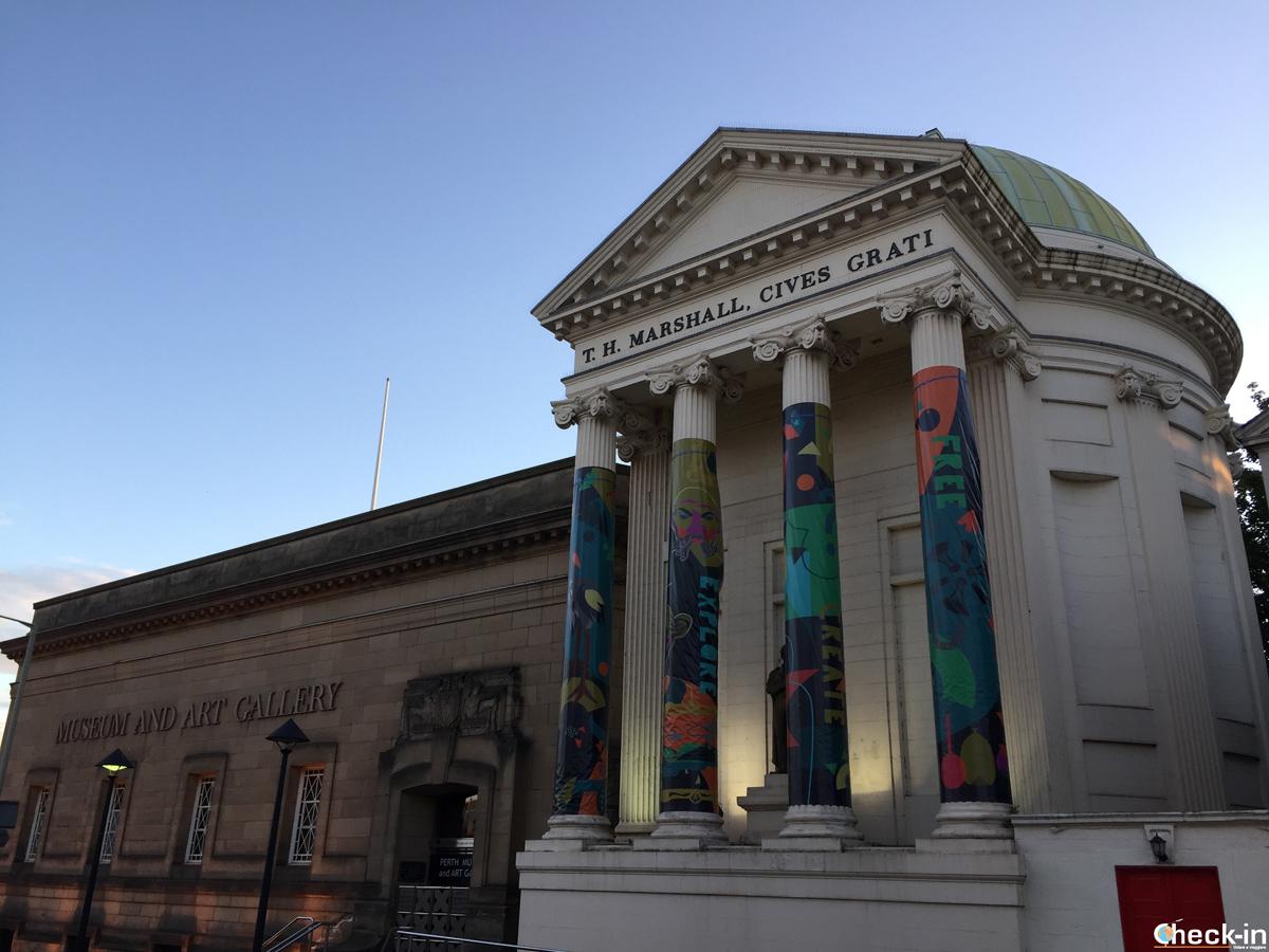Il Museum and Art Gallery di Perth