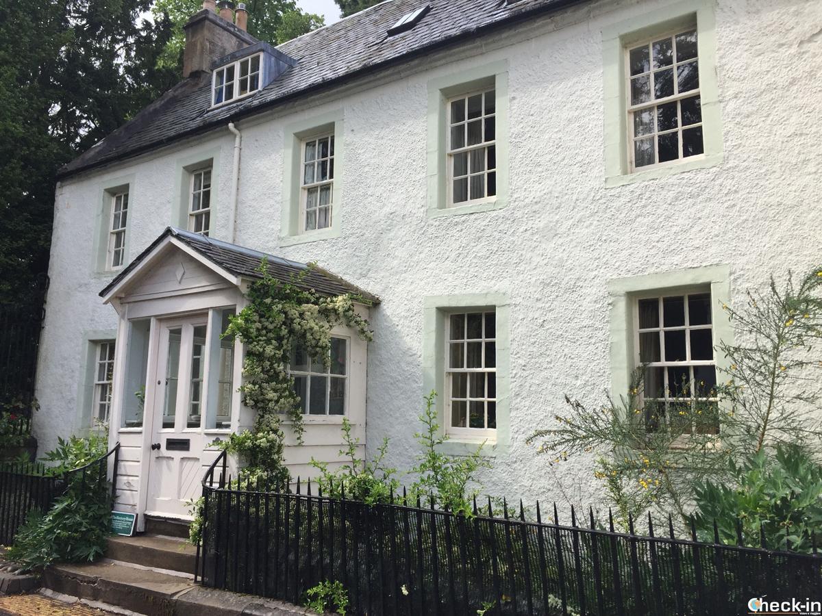 La Rectory House, la casa più antica di Dunkeld