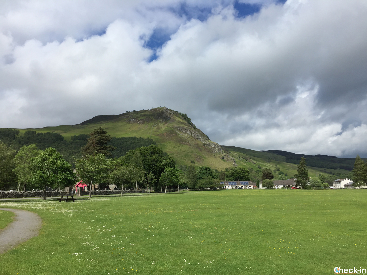 Il Weller Poley Park a Kinloch Rannoch, Scozia