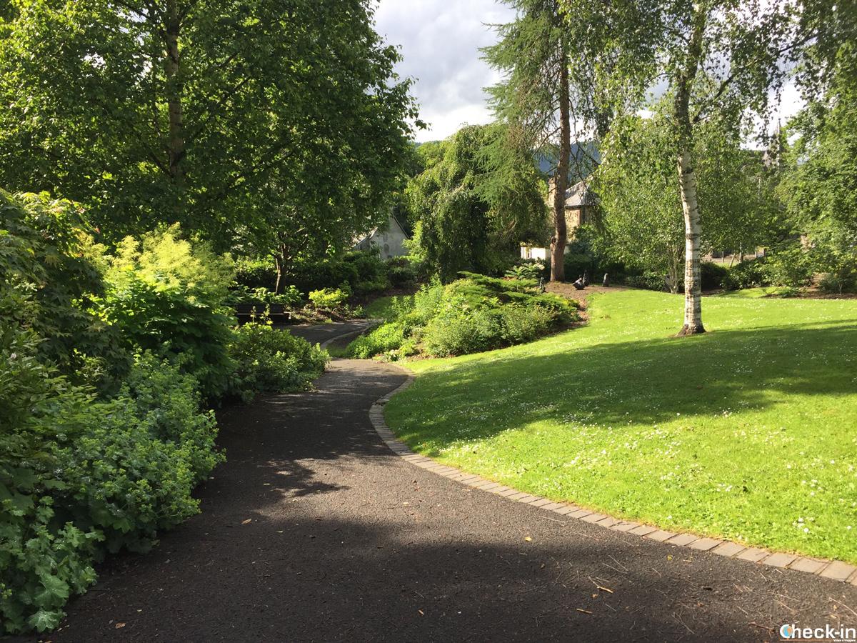 The Beatrix Potter Garden in Birnam - Perthshire, Scotland