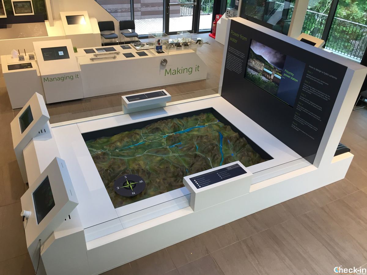 Exploring the new Pitlochry Dam Visitor Centre in Scotland