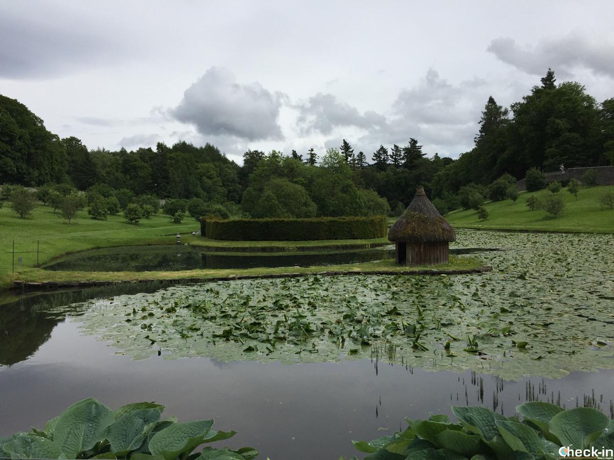 Hercules Garden, Blair Castle - Pitlochry, Scozia