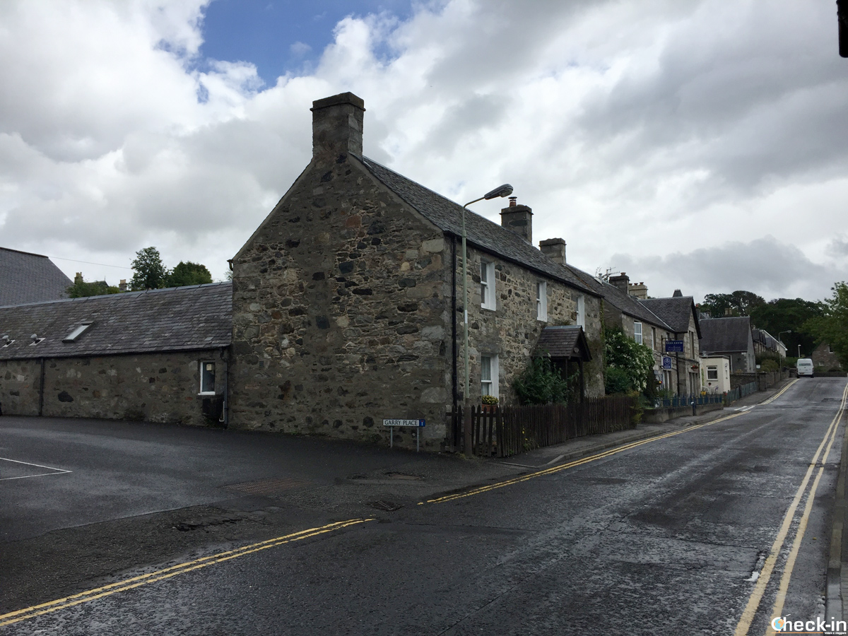The Well House, the ideal central accomodation in Pitlochry - Perthshire, Scotland