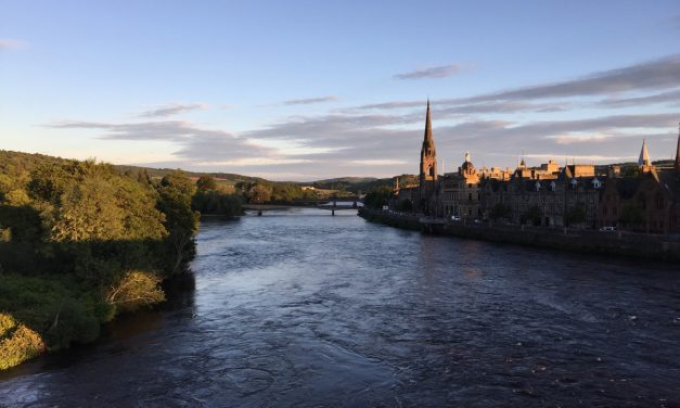 Perth (Scotland), what to do and see in two days. The itinerary I followed, the attractions not to be missed and other practical information