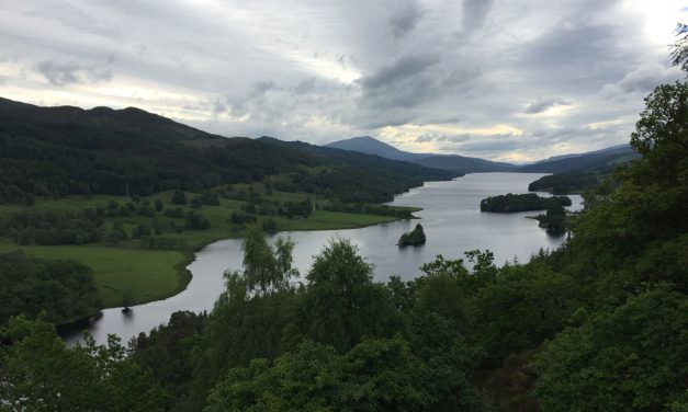 Perthshire, the 5 day excursions to do from Perth and Pitlochry to discover Scotland's Big Tree Country