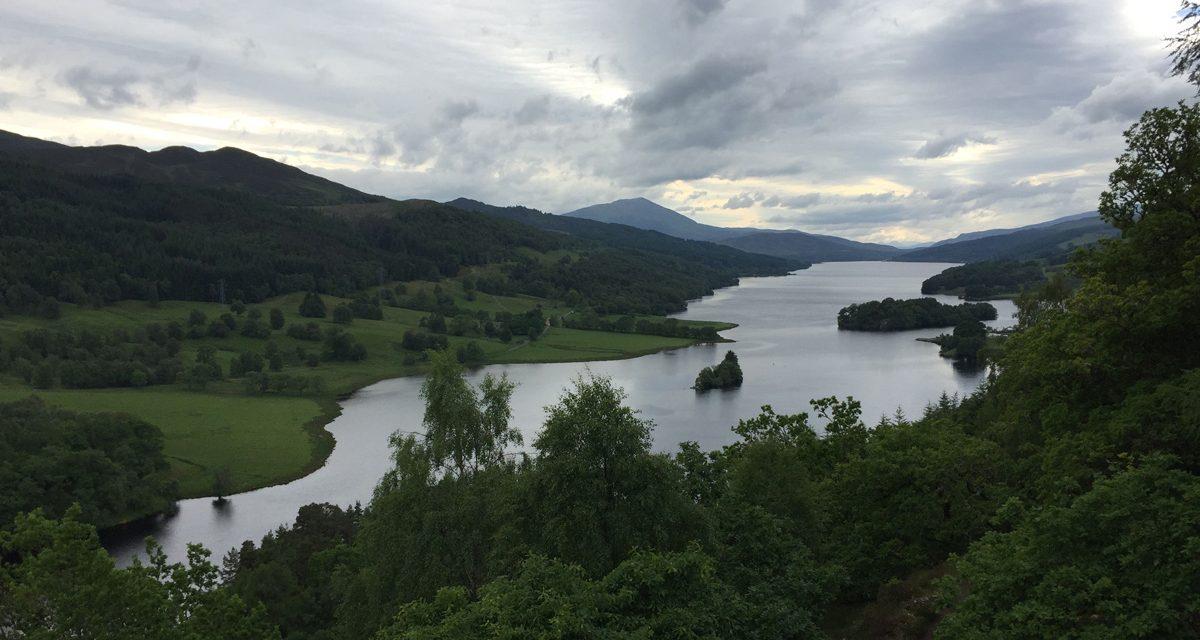 Falls of Bruar e Queen's View, escursione giornaliera nei dintorni di Pitlochry