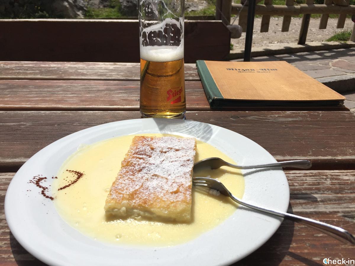 Ed in Tirolo non si può non mangiare lo Strudel!