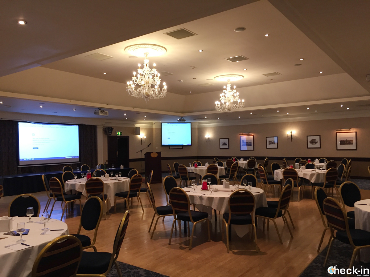 Conference area at The Salutation Hotel in Perth