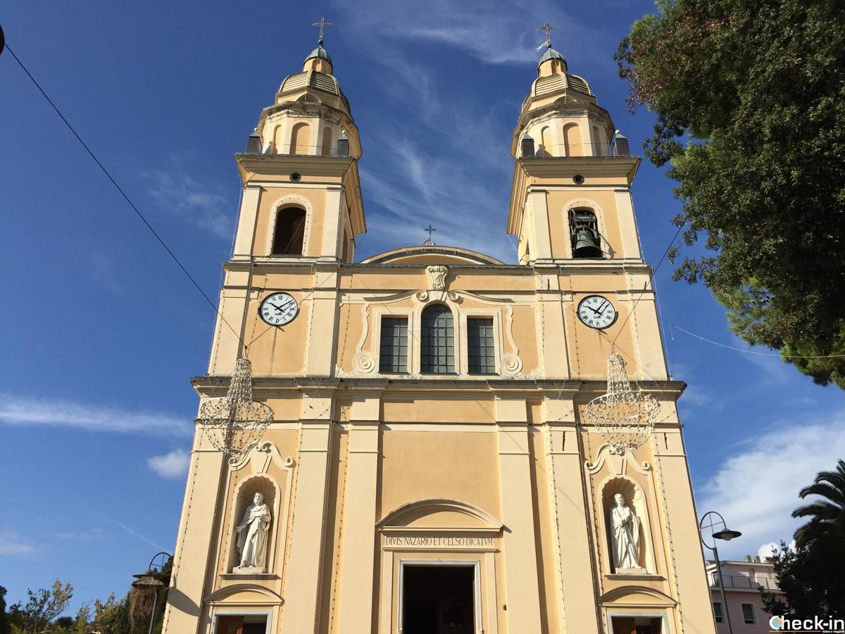 Chiesa parrocchiale dei Santi Nazario e Celso di Arenzano