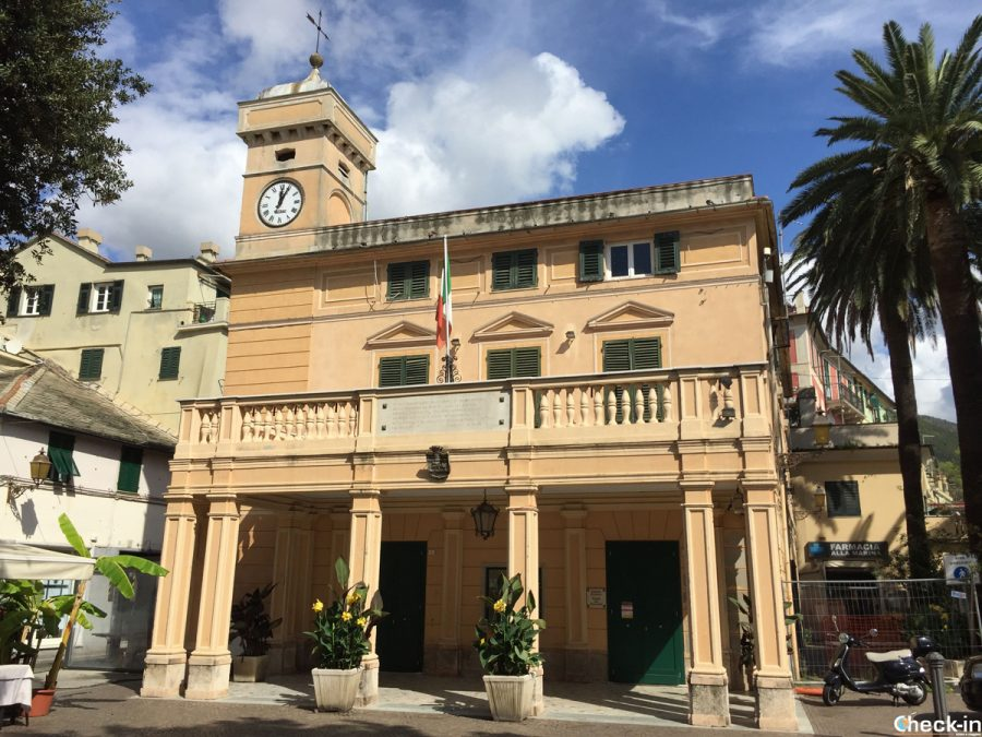 Palazzo S. Antonio a Arenzano