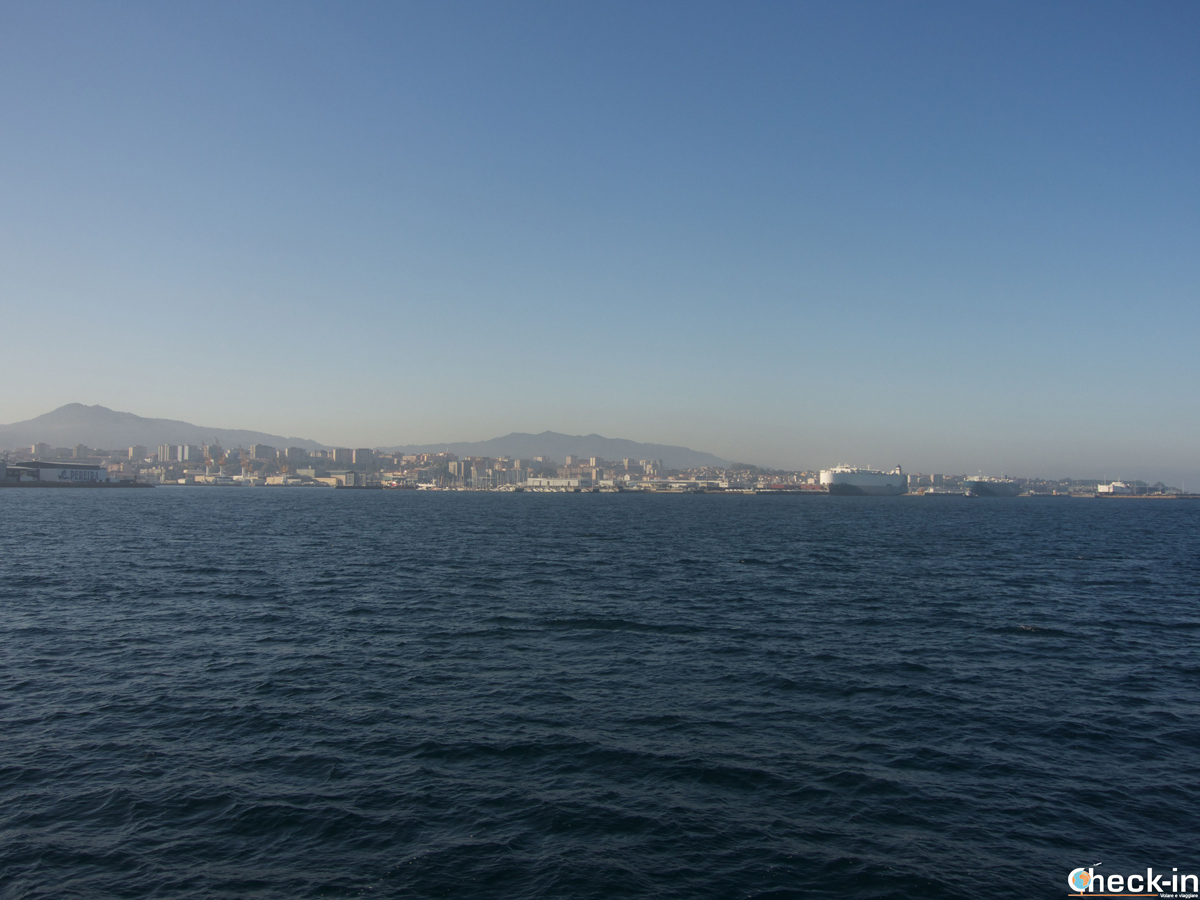 Barco Mar de Ons de Vigo a Islas Cíes