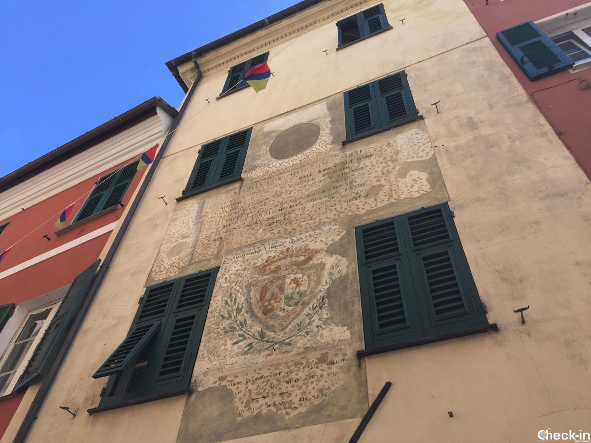 Casa natale di Cristoforo Colombo a Cogoleto - Liguria