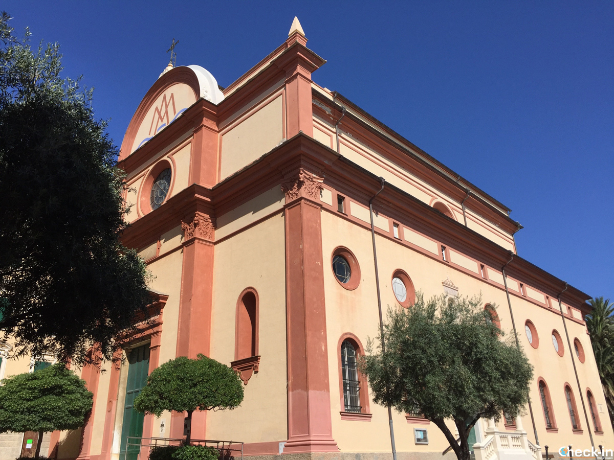 Chiesa parrocchiale di S. Maria Maggiore a Cogoleto