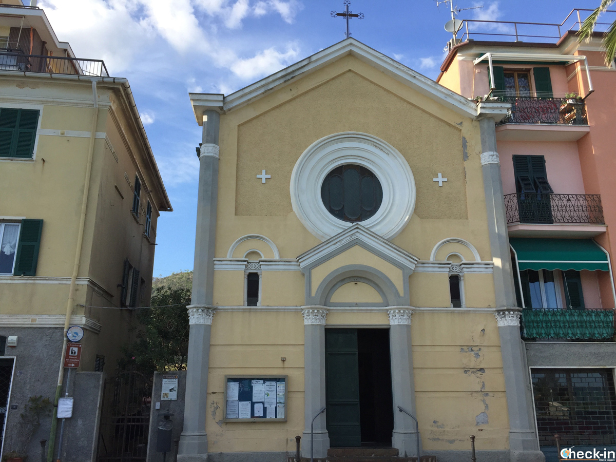 Chiesa di S. Sebastiano a Cogoleto (GE), Liguria