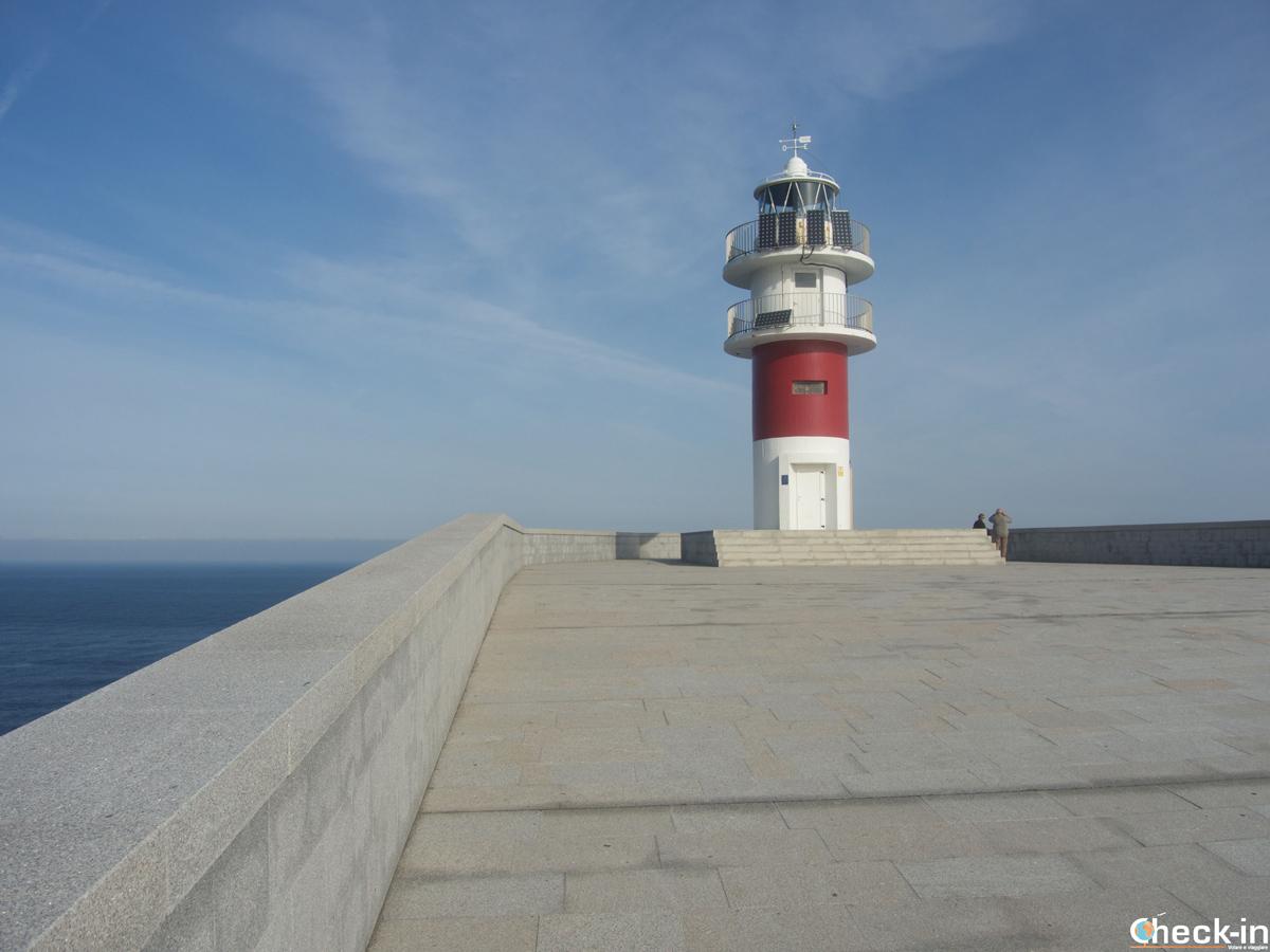 Faro de Cabo Ortegal - Galicia del norte, España