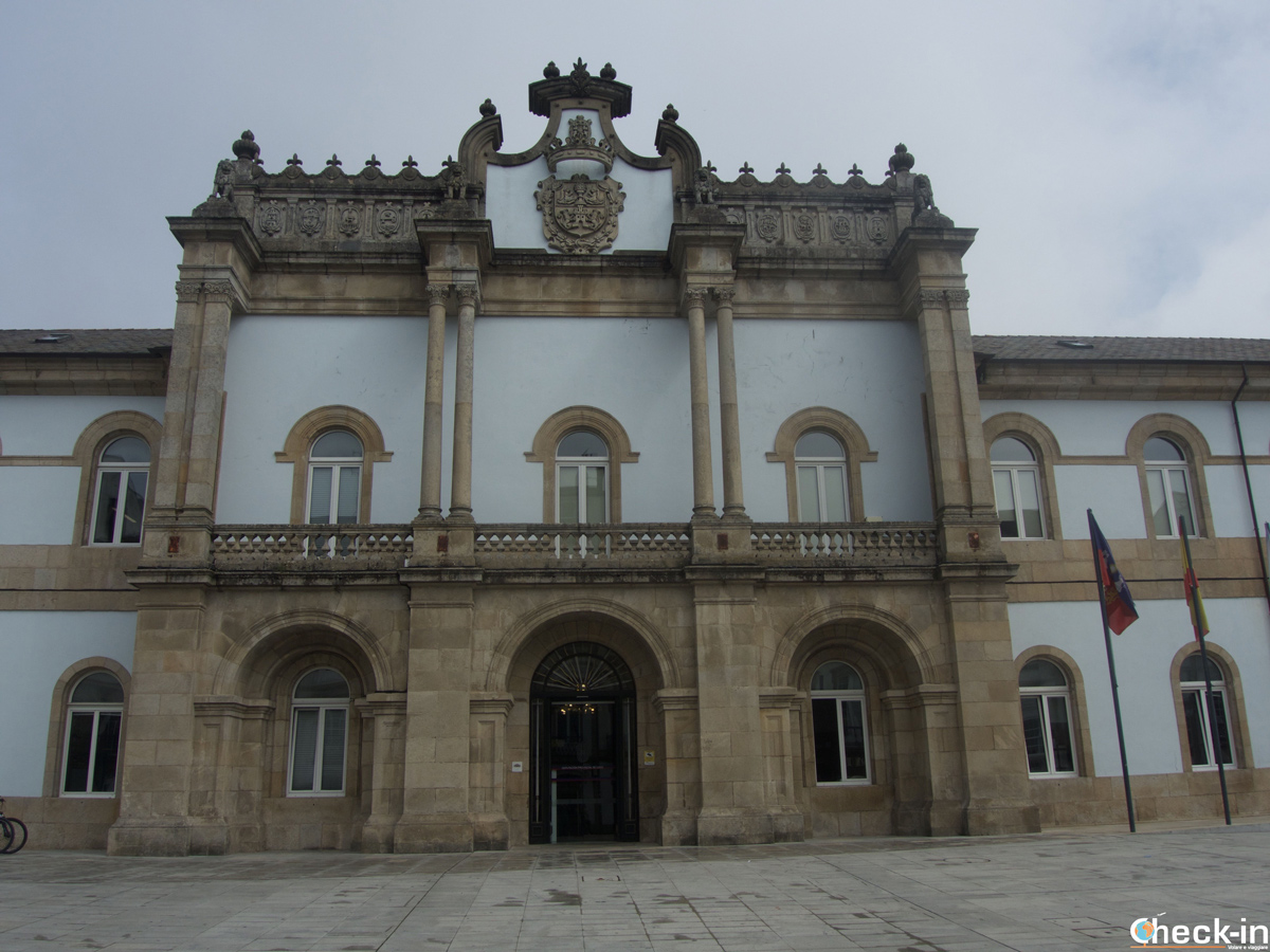 Pazo San Marcos a Lugo - Galizia, Spagna