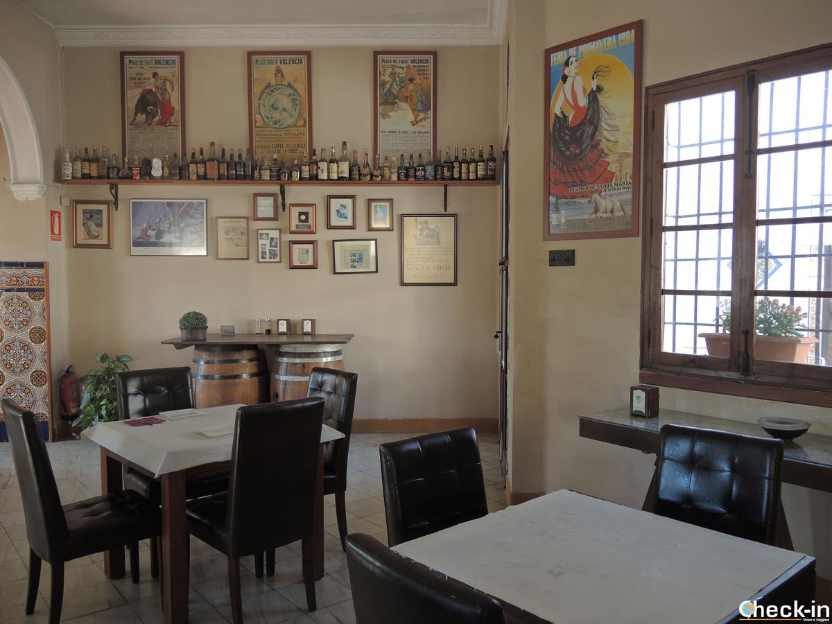 Casa Guillermo a Manises, specializzato in acciughe