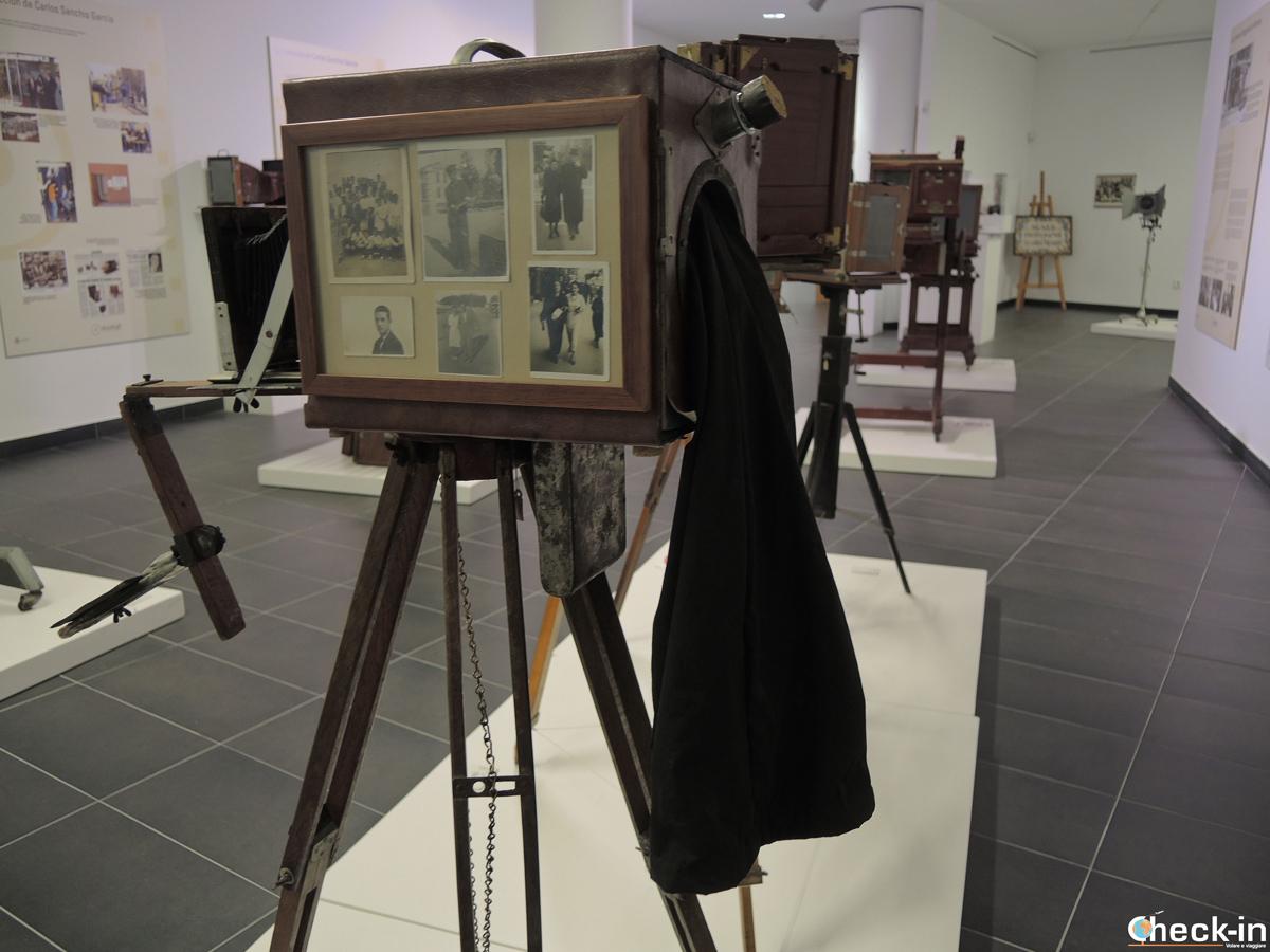 Visita del MUMAF, il Museo di fotografia ospitato nell'Edificio El Arte di Manises