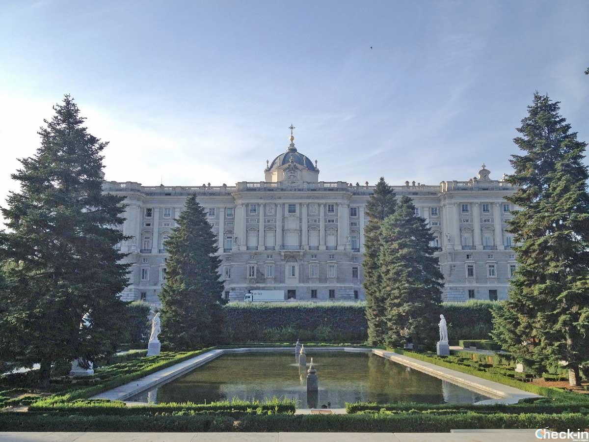 I musei di Madrid da non perdere: il Palazzo Reale