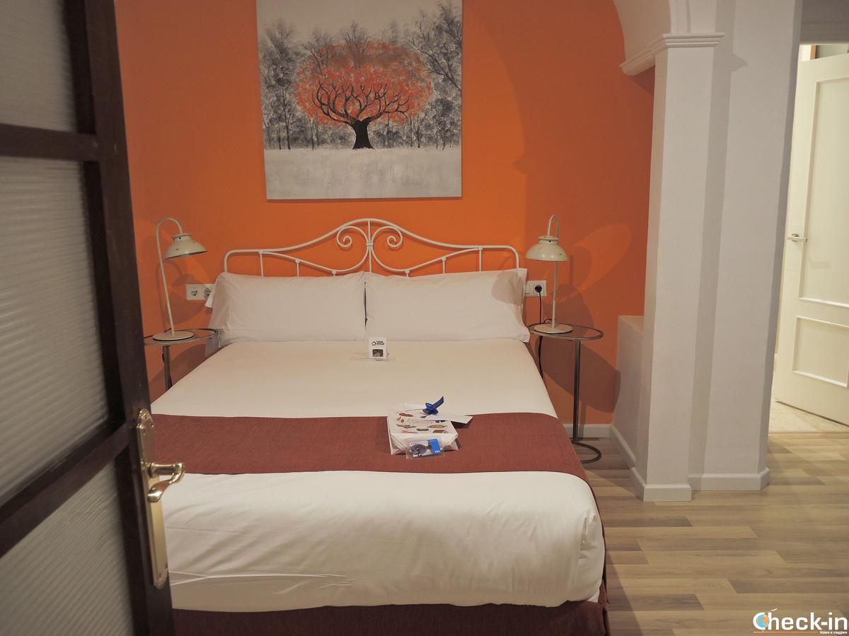Accoglienza al Casual Hotel Vintage di Valencia con la tourist card di 72 ore