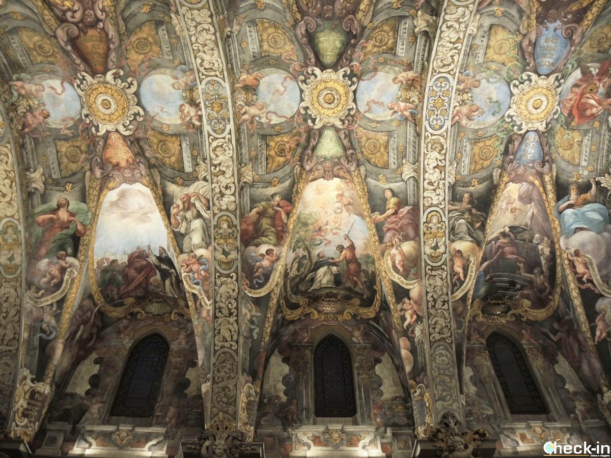 Visita della Iglesia de S. Nicolás di Valencia, entrata scontata con la VLC Tourist Card