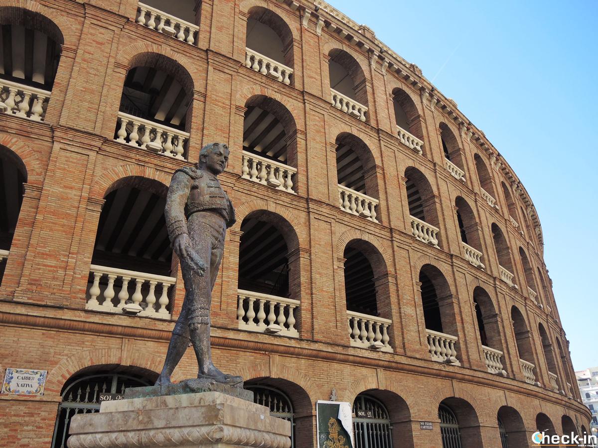 Cosa vedere a Valencia in un giorno: la Plaza de Toros