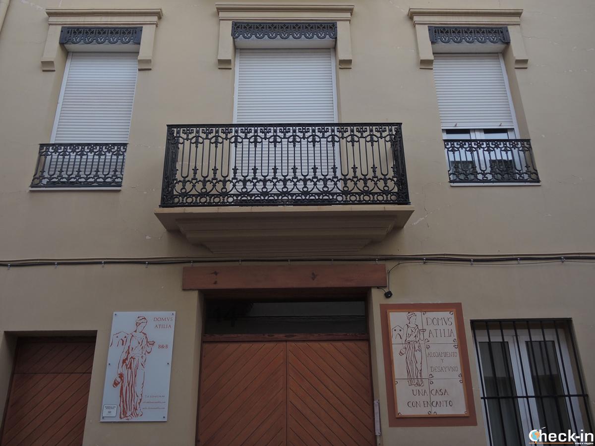 B&B Domus Atilia, a pochi passi dal centro storico di Sagunto - Valencia, Spagna