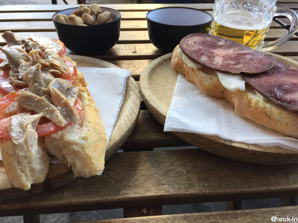 "Dove mangiare tipico a Sagunto:""Taverna de la Serp"", vicino al Teatro Romano"