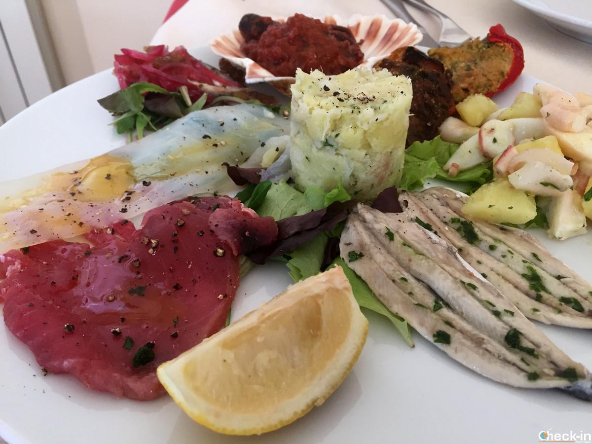 "Dove mangiare a Varazze: ristorante ""San Giacomo"""