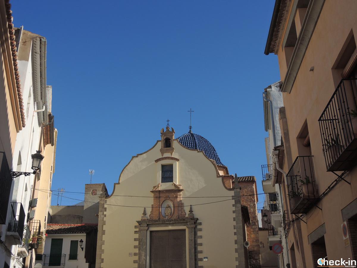 L'Ermita de la Sangre di Sagunto, Spagna