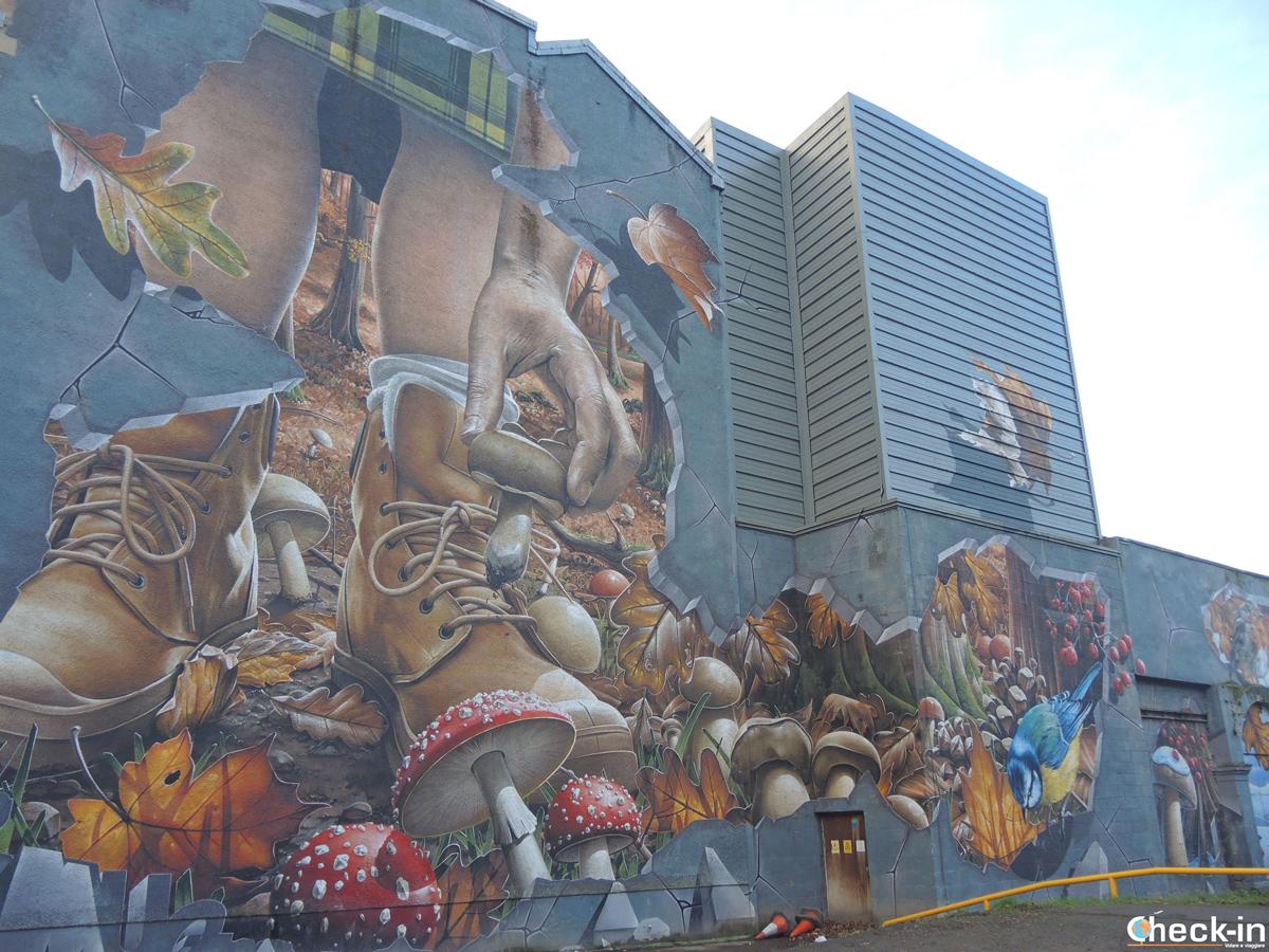 I murales di Glasgow da non perdere